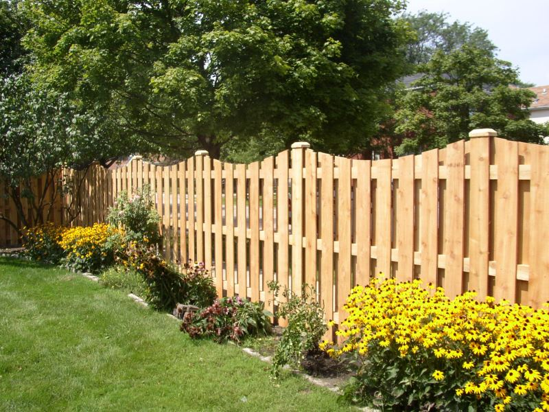 Fence Example 1